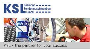 KSL Keilmann Sondermaschinenbau GMBH, Lorsch, Deutschland